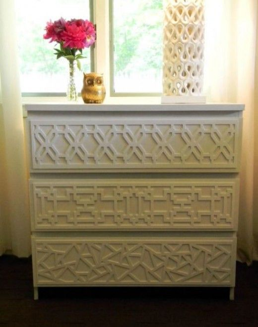 Customizing IKEA Furniture With Decals, Parts And More