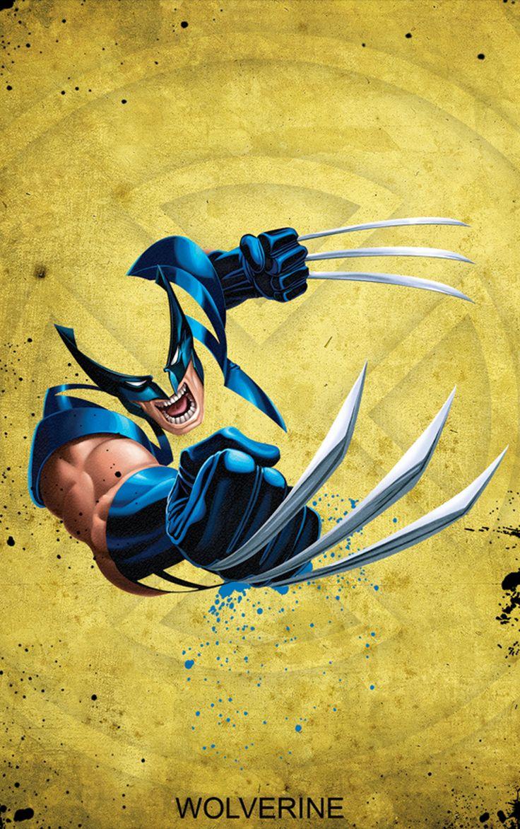 Wolverine by Albizu Rondon