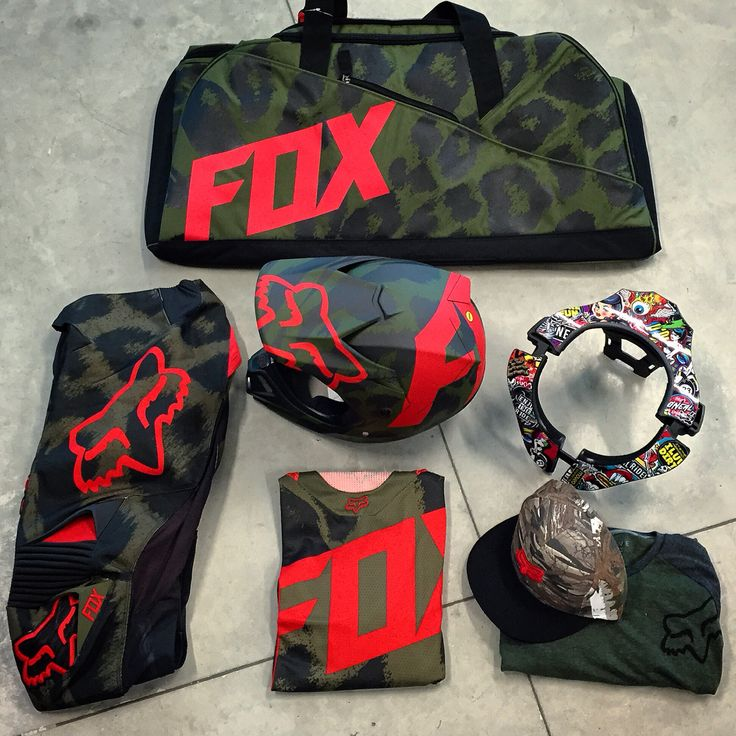 FOX RACING EQUIPMENT MX Limited Edition MARZ Camouflage SHOP NOW: info@valerisport.it valerisport outfit foxracing foxmx mx cross offroad mxgp ama helmet jersey pant bag