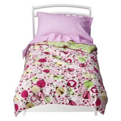 circo toddler bedding 1