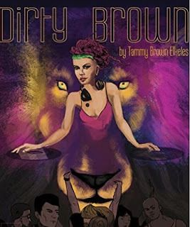 DJ Dirty Brown is a story about a mysterious ‪#stone‬ and a Lady ‪‎DJ‬ searching for her self-esteem.