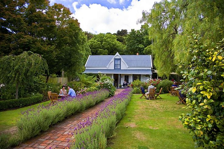 Akaroa Cottage Cafe, see more, learn more, at New Zealand Journeys app for iPad www.gopix.co.nz