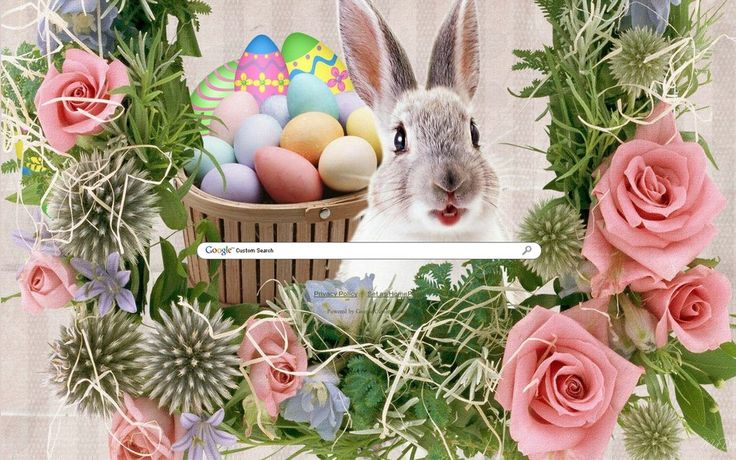 Easter Theme from ShinySearch