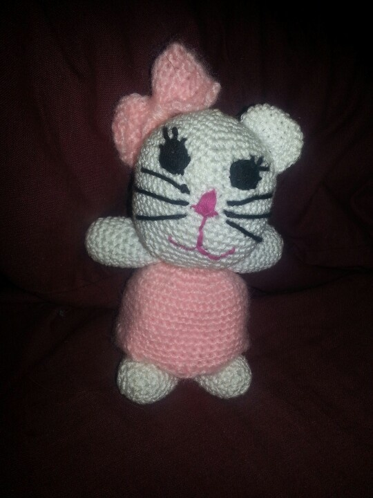 My first amigurumi