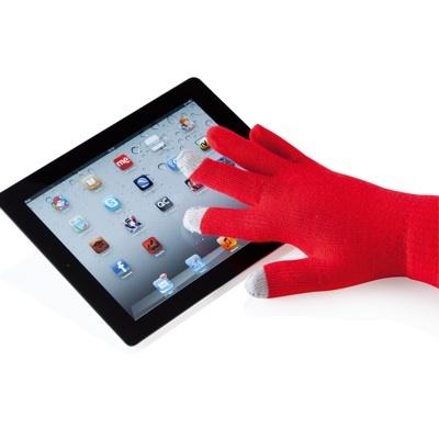 Manusi touchscreen  - 39 LEI     In anotimpul rece suntem nevoiti sa purtam manusi. Asa ca smartphone-urile, tabletele, bancomatele si toate gadgeturile cu ecran tactil devin imposibil de folosit cu ajutorul clasicelor manusi.    Manusi touchscreen care permit utilizarea tuturor gadgeturilor cu ecran tactil fara a ne mai ingheta mainile. Acestea au tesute in degetul mare, cel aratator si cel mijlociu material conductiv.