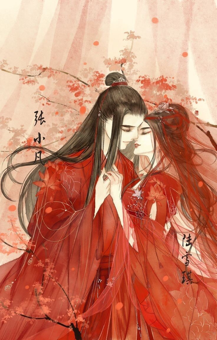 Pin by Oliver on Couples in 2019 Anime art, Chinese art