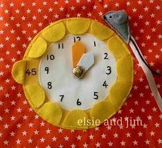 Aprendiendo la hora - minutos