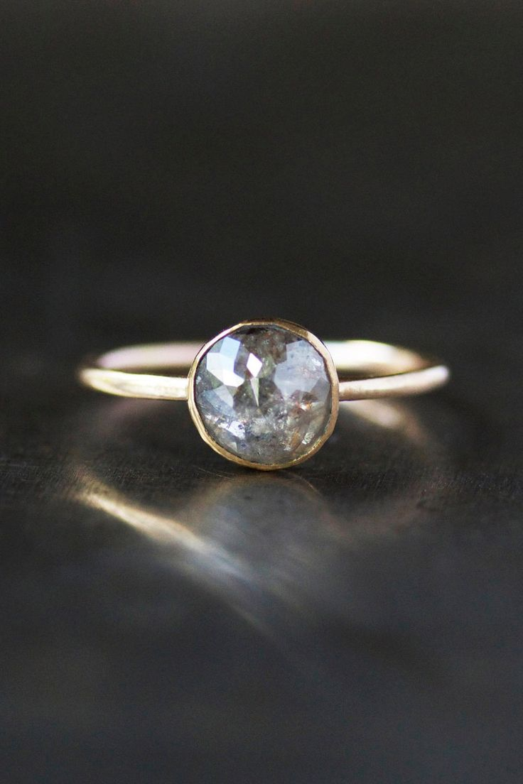 Rose gold? Opal? Colored stone? Whatever your engagement ring style, we'll point you in the right direction