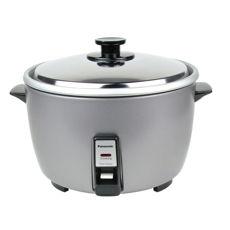 Panasonic SR-42HZP Commercial Rice Cooker, 23 Cup Capacity #Rice #kitchenrestock