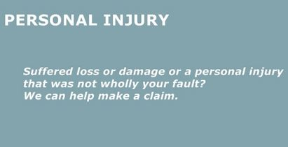 Gus Campbell Solicitors for your personal injury claims