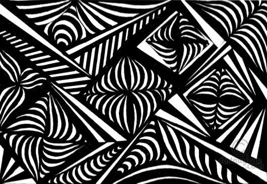 Squares & Lines II