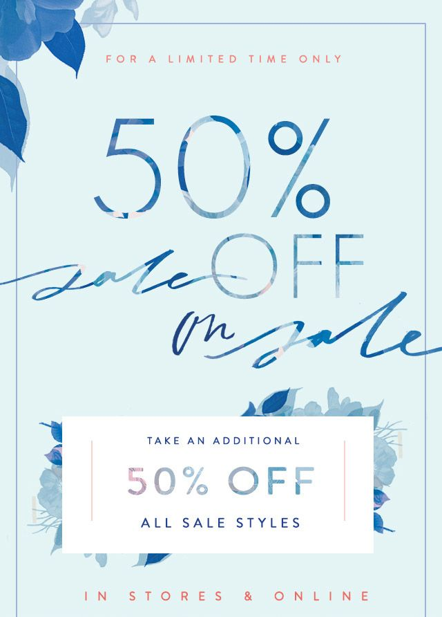Free People: TGIF…Extra 50% OFF Sale   Milled