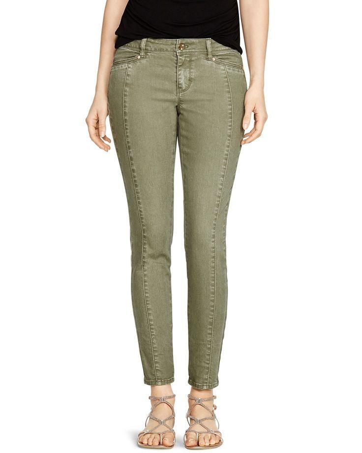 Saint Honore Curvy Skimmer Jeans