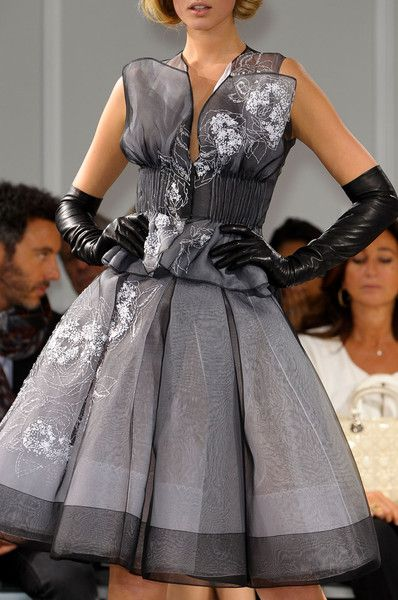 #CoutureHeaven LOVE this!!! Christian Dior at Couture Spring 2012