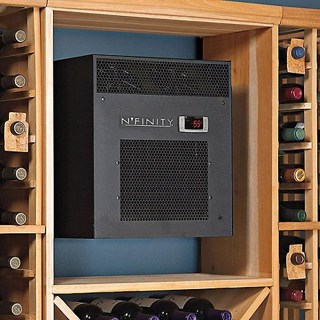 N'FINITY 3000 Wine Cellar Cooling Unit (Max Room Size = 650 Cu. Ft.) at Wine Enthusiast - $1,195.00