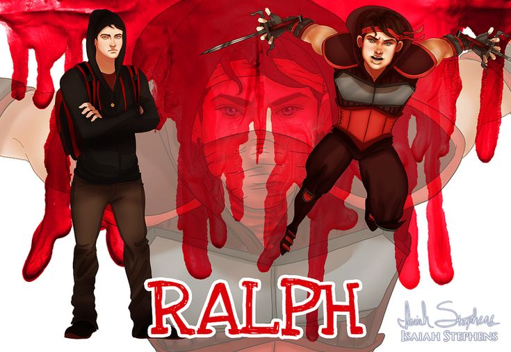 Should be Raph but still good though ;)Human Ninja Turtles: Ralph by IsaiahStephens on DeviantArt