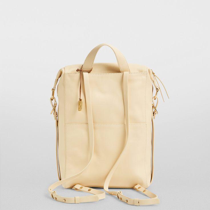Nostrup Leather Backpack
