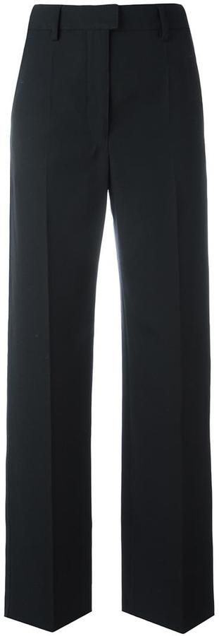 Lemaire tailored straight trousers