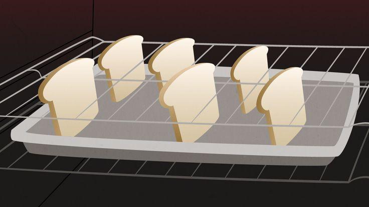 Toast like You Roast - The best way to make toast for a crowd