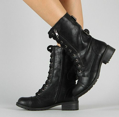 1000 ideas about combat boots on