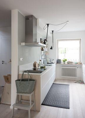 Umbau Reihenhaus Teil Iii Neue Küche Küche Neue Küche Küche