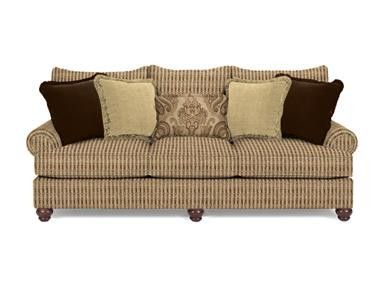 Awesome Center Sofa By Huffman Koos Furniture