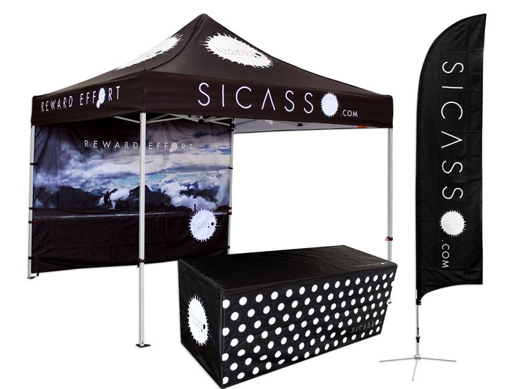 Carry your brand style to all products in your combo for consistency and professional appeal. Star Outdoor offers expert advice on how to make the most of your outdoor promotional campaigns. Talk to them today on 1300 721 877! www.staroutdoor.com.au