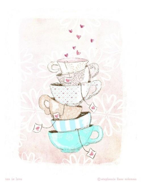 tea is love