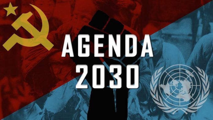 "The UN have unveiled their masterplan for the next 14 years - saying that they wish to implement global socialism and corporate fascism as part of their ""Agenda 2030"" plans. Part of their plans, officially dubbed ""Post-2015 Sustainable Development Goals,"" aims to reduce inequality worldwide by..."