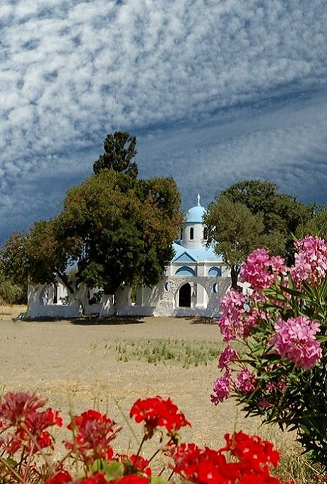 Saint Stefanos church in Kos Island, Greece | by Stefan Kuckovsky