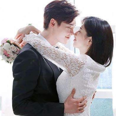 While you were sleeping Lee Jong Suk and Suzy K drama