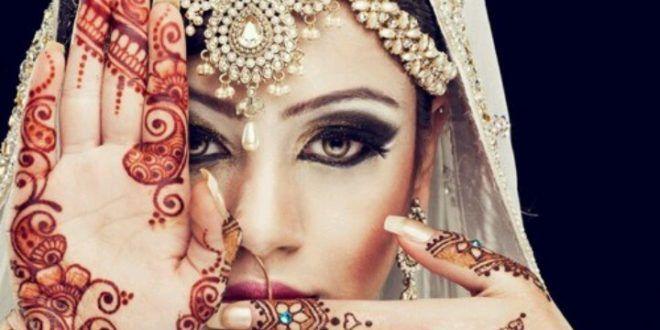 Bridal Mehndi Designs 2017 For Girls
