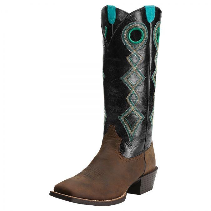Ariat Sport Buckaroo Boots Cowboy Boots