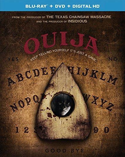 Olivia Cooke & Ana Coto & Stiles White-Ouija