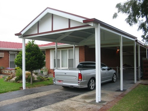 Images about car port garage on pinterest side