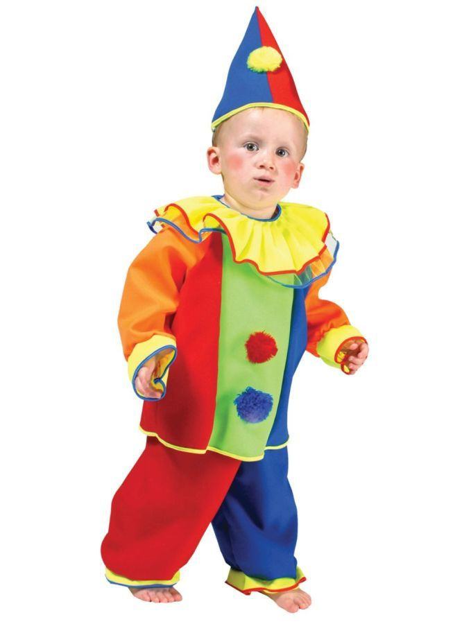 Nice Costumes Baby bobo clown Costume just added...