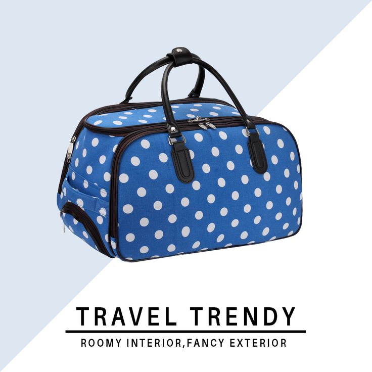 Make your trip better with perfect travel and luggage bags 💕