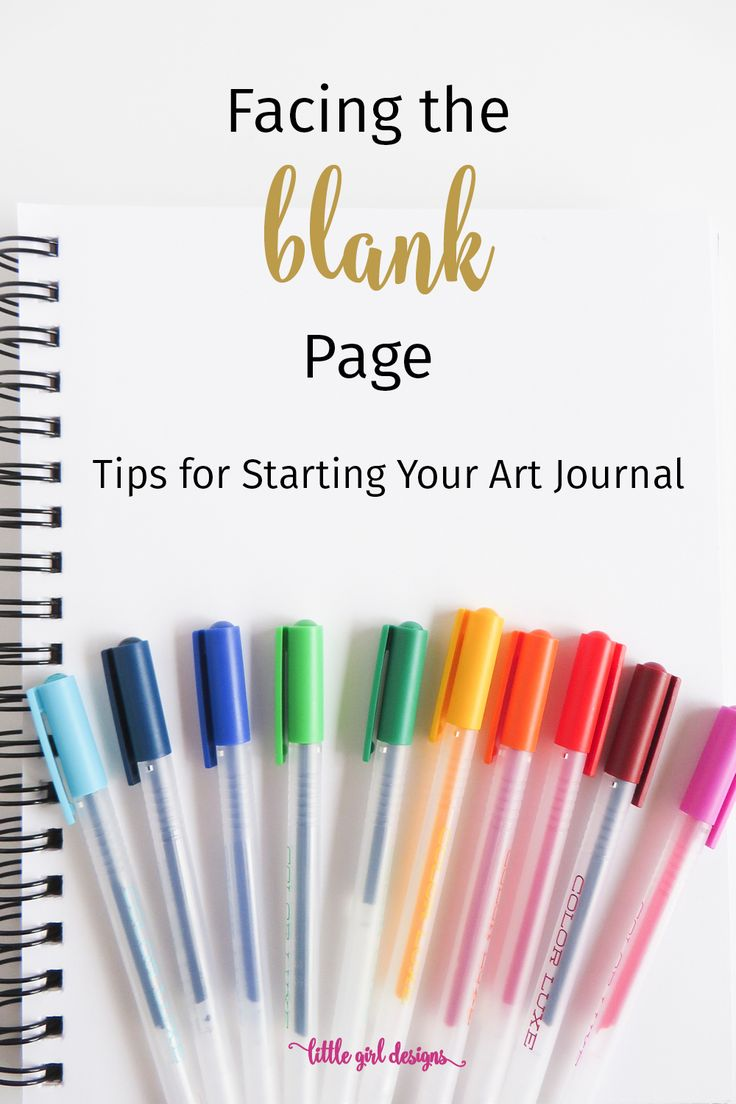 Blank Page Syndrome is a thing, right? These tips will get you from a blank page into creating within seconds. Try them all! :)