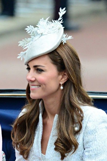 Kate Middleton Wears Alexander McQueen At The Trooping The Colour Ceremony…