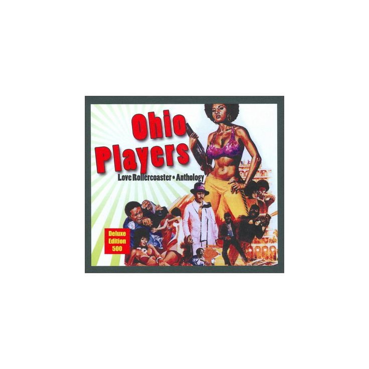Ohio players - Love rollercoaster:Anthology (Deluxe (CD)