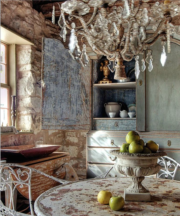 Arquitetura, French Country Style And French