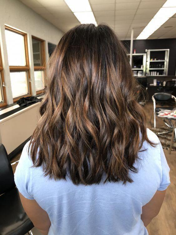 Fatigué de la couleur des cheveux, pas de changement? Découvrez la couleur de cheveux la plus chaude – Page 15 –…   – Haare