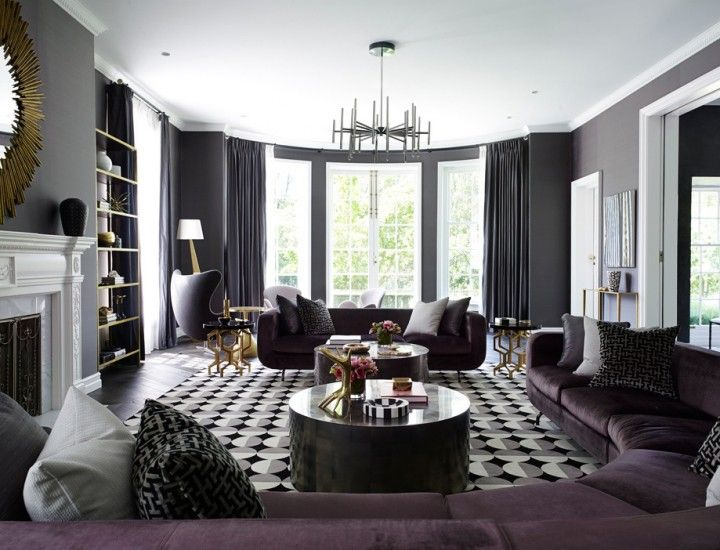 Awesome Belle Coco Republic Interior Designer Of The Year Greg Natale Creates A  Glamorous And Modern Living