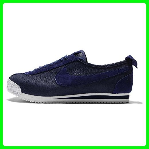 Nike Men's Cortez 72, LOYAL BLUE/LOYAL BLUE-METALLIC PEWTER-WHITE, 11 M US
