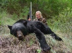 Black Bear Hunting Outfitters, Tips, Videos and Information