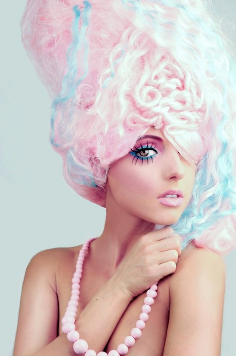 cotton candy hair | Mmmmm hair