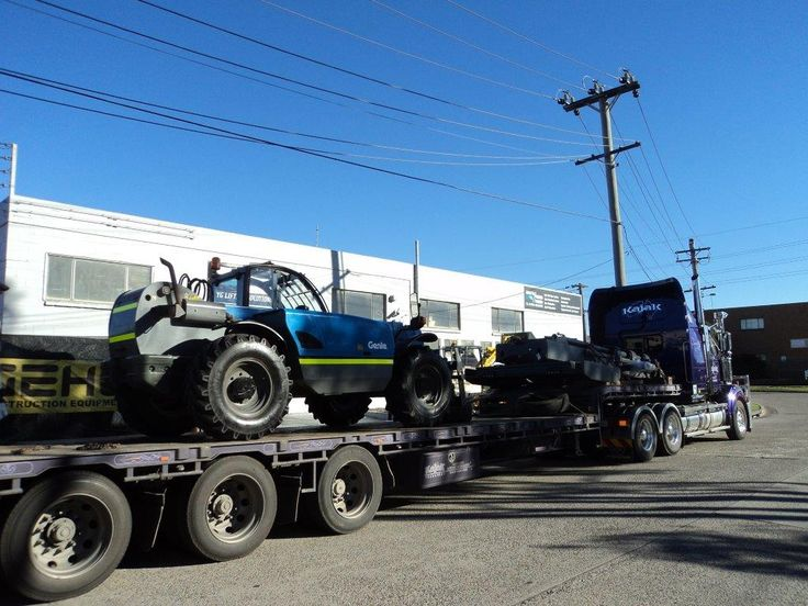 Another quality used machine on its way out the door. This Genie GTH 3007 is on its way to be used for an agricultural application in Victoria  Browse our other used machines here http://www.liftingsolutions.com.au/Sales/UsedTelehandlers1.aspx
