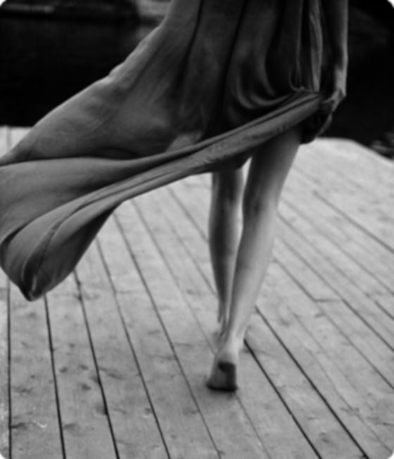 footsteps: Wind, Fashion, Inspiration, Style, Dress, Beautiful, Black White, Photography