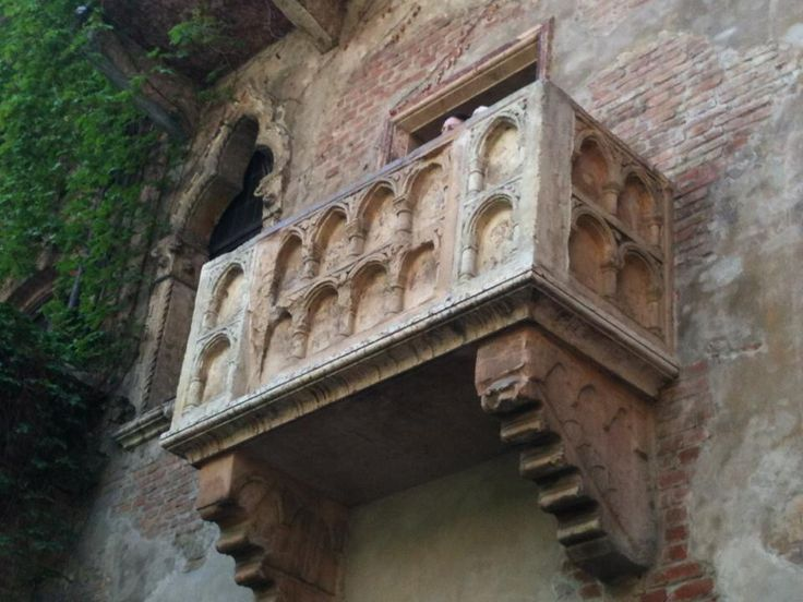 Verona 25/4/2013 Juliet's balcony Romeo e giulietta, Windows