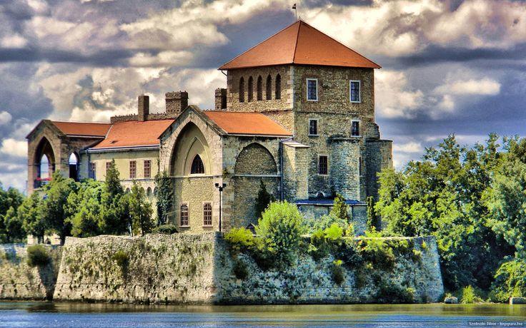 Tata castle, Hungary